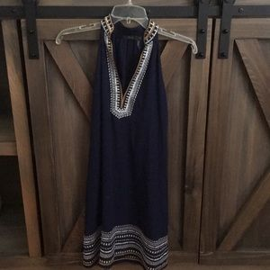 THML embroidered dress, XS